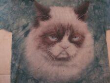 The Mountain apparel green t shirt size Xl Grumpy Cat