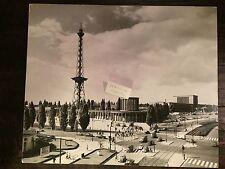 "Vintage 23 5/8"" x 19 3/4"" Official Photo 61 339 MESSEGELANDE BERLIN, GERMANY"