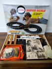 """Vintage 70's Cox Super Scale Ontario """"8"""" Slot Car Set NEW OLD STOCK Works"""