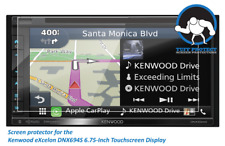 Anti-glare Screen Protectors For Kenwood eXcelon DNX694S (2pcs) - Tuff Protect