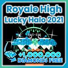 Внешний вид - ROBLOX ROYALE HIGH - HALO & ACCESSORIES 😇 RH DIAMONDS (Read Description)