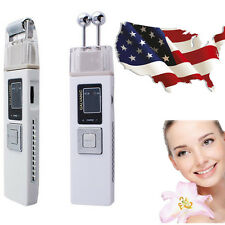 Portable Wireless Galvanic Roller Beauty Facial Skin Care Spa Salon Beauty USA