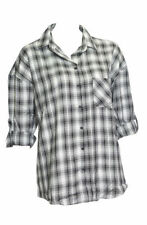 Checked Long Sleeve Tops & Shirts for Women