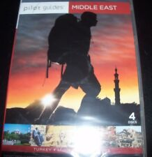 Pilot Guides Middle East Turkey Middle East Egypt (Australian Region 4) DVD NEW