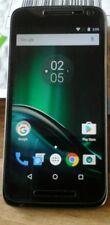 "Motorola MOTO G4 Play 4GLTE 16GB 5"" Smartphone XT1607 (Unlocked) - Black NIOB !"
