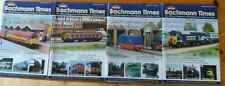 More details for assorted job lot of bachmann times collectors club magazines