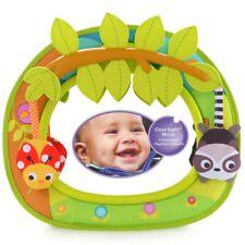 Brica Auto Babyschalen Spiegel Swing Babyspiegel für Autositz Kopfstütze Munchki