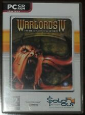 PC CD. Warlords IV Heroes of Etheria