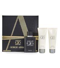 Set uomo ACQUA DI GIO' PROFUMO GIORGIO ARMANI edp 75ml + aftershave + shower gel