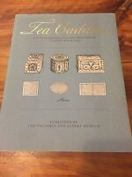 Tea Caddies: An Illustrated History ~ Softcover, 1985, Gillian Walkling