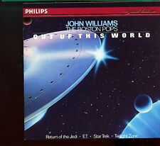 John Williams - The Boston Pops / Out Of This World