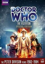 NEW - Doctor Who: The Visitation (Special Edition)