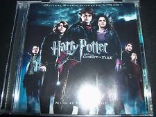 Harry Potter & The Goblet Of Fire USA Soundtrack CD By Patrick Doyle – Like New