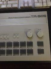 roland tr-505 rhythm composer