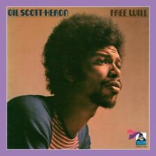 GIL SCOTT-HERON - FREE WILL (REMASTER+BONUS)  CD NEU