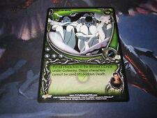 Yu Yu Hakusho TCG Morbid Rare Card Gateway 1st Edition R30