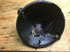 Buell Lightning Headlight Bucket & Wiring