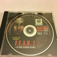 FEAR 2 Microsoft Xbox 360  DISC ONLY