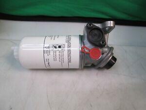 Mann Filter 6640262184 PreLine® 100/2 Fuel Filter w/ Fitting NEW