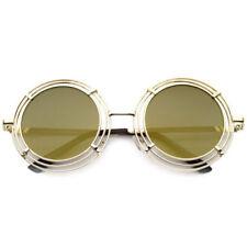 Gafas de sol de hombre oro Protección 100% UVA & UVB