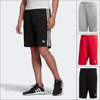 Mens shorts Adidas 3-STRIPES SHORTS Fitness Short Pants Gym Clothing AUTHENTIC
