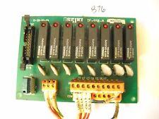 B76 HITACHI SEIKI CIRCUIT BOARD TF-SSR-8  M002481  DISTRIBUTION MELBA CNC