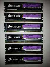 Corsair Memory RAM 1GB PC2-6400 DDR2 800 MHz CM2X1024-6400C4 for Desktop
