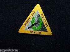 Spilla Distintivo Istruttore Tiratore Scelto Esercito Italiano Stemma Militare