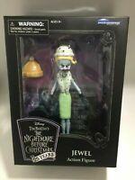 Diamond Select Toys - Nightmare Before Christmas 25 Years: JEWEL Action Figure!