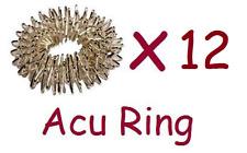Acupressure circulation ring - increase blood flow massage - Acu Ring x 12