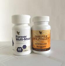 Forever Living Multi- Maca - Promote libido & Bee Pollen.