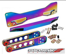 Honda Civic EP3 Lower Control Arms, Subframe Brace and lower tie bar-Neo Chrome