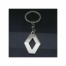 RENAULT KEY RING DIAMOND KEY CHAIN FOB GIFT METAL CLIO MEGANE LAGUNA SPORT 1pcs