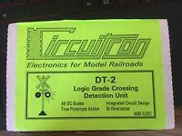Circuitron DT-2 Logic Grade Crossing Detection Unit