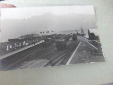 More details for postcard  p7k46   kyle of lochalsh railway station
