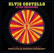 ELVIS COSTELLO & THE IMPOSTERS - SPECTACULAR SPINNING SONGBOOK CD VGC