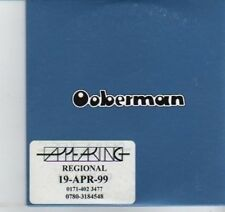 (DI773) Ooberman, Blossoms Falling - 1999 DJ CD