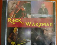 Rick Wakeman Live CD NEW SEALED Journey To The Centre Of The Earth/Anne Boleyn+