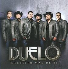 Duelo : Necesito Mas De Ti CD