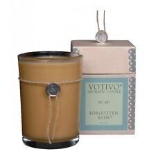 Votivo Forgotten Sage #44 Aromatic Candle Plus Free Shipping
