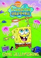 SpongeBob SquarePants : Gone Jelly Fishing  (Paperback, 2005)