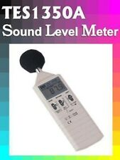TES1350A Sound Level Meter 35-130 dB 0.1dB Resolution