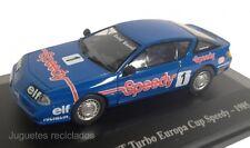 ALPINE V6 GT TURBO EUROPA CUP SPEEDY 1985  IXO COCHE DE METAL ESCALA 1/43