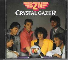 BZN - Crystal gazer CD Album 12TR Holland 1989 (MERCURY)
