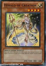SDDC-EN019 Herald of Creation UNL Edition Mint YuGiOh Card