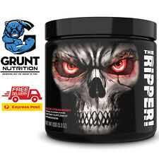 JNX SPORTS THE RIPPER FAT BURNER 30 SERVES EXTREME MUSCLE FUEL