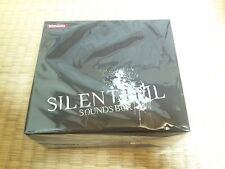 SILENT HILL Sounds Box 8CD + DVD Konami Japan CD Game Music Soundtrack rare opp