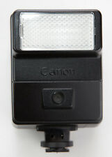 Canon Speedlite 177A Flash Strobe with Diffuser TESTED VGUC G1135