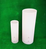 Replacement Glass Lampshades for Next Seville lighting. 2 sizes (cylinder tube)