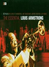 The Essential Louis Armstrong. 5014797133341.